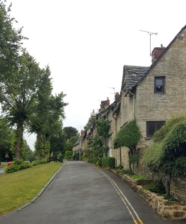 Burford High Street