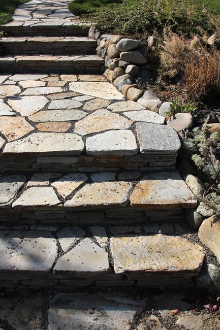 Stairs Landscape Design Ashland Amp Medford Oregon