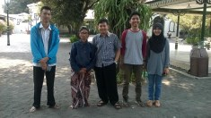 @Keraton Yogyakarta