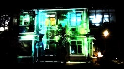 Video Mapping Galeri 229.