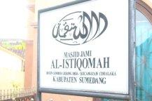 Masjid Al-Istiqamah.