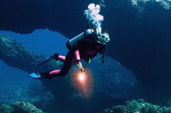 Scuba Diving in Honolulu and Waikiki