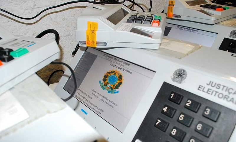 Empresas entregam novas propostas para fabricação de urnas eletrônicas