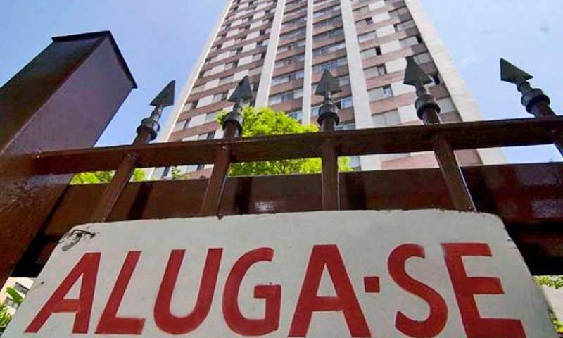 Inflação dos aluguéis acumula taxa de 7,91% em 12 meses