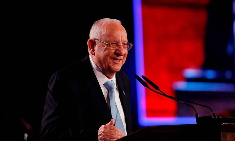"""""""Antissemitismo é uma enfermidade mortal"""", diz presidente de Israel"""
