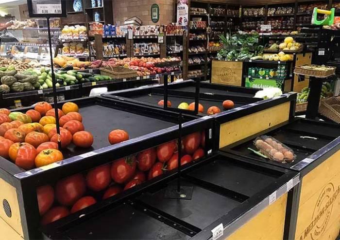 SP: abastecimento de frutas e verduras deve ser normalizado na segunda