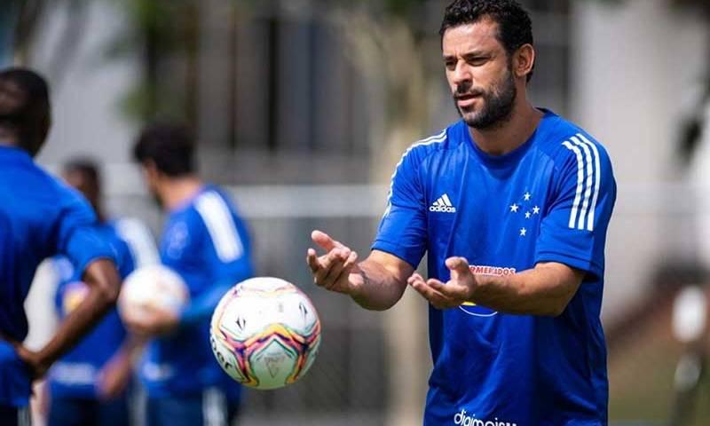 Fred aguarda rescisão com o Cruzeiro para dar 'sim' ao Fluminense