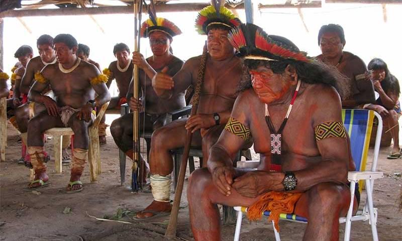 Covid-19 já atinge quase um terço das etnias indígenas