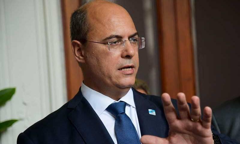 Toffoli mantém decisão que afastou Witzel do governo do Rio