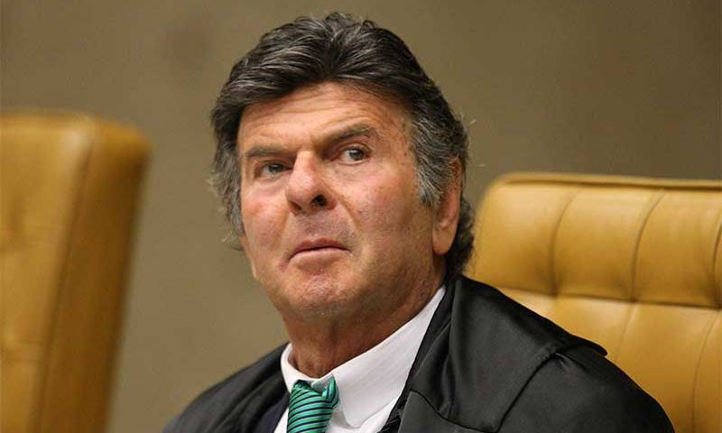 Fux toma posse hoje como presidente do Supremo Tribunal Federal