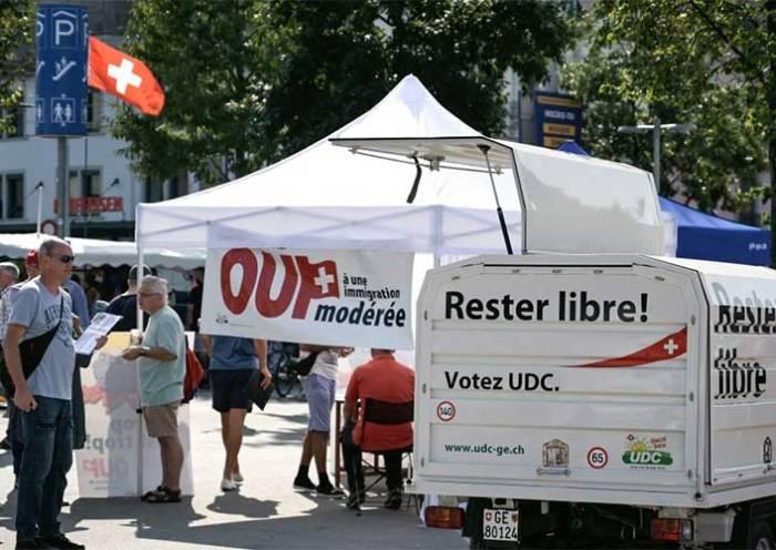 Eleitores suíços rejeitam limitações a imigração da União Europeia