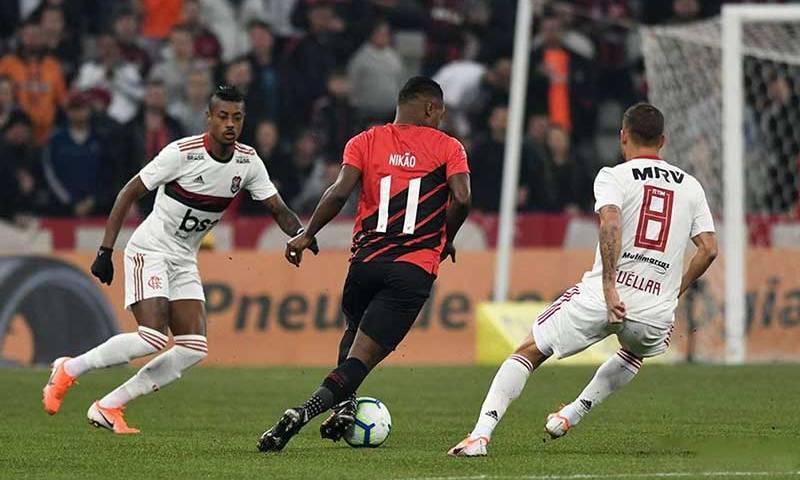 Athletico-PR e Flamengo fazem duelo de estreia na Copa do Brasil