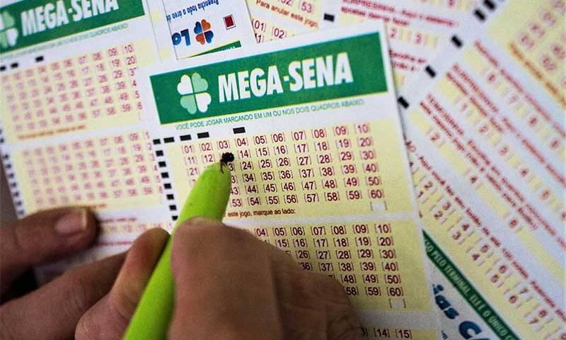 Mega-Sena sorteia hoje prêmio acumulado de R$ 34 milhões