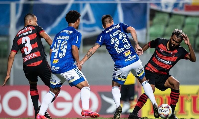 Série B: Cruzeiro perde para lanterna Oeste