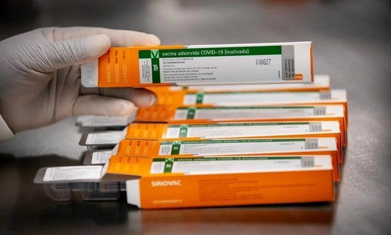Primeira dose da vacina no Rio será aplicada nesta segunda diante do Cristo Redentor