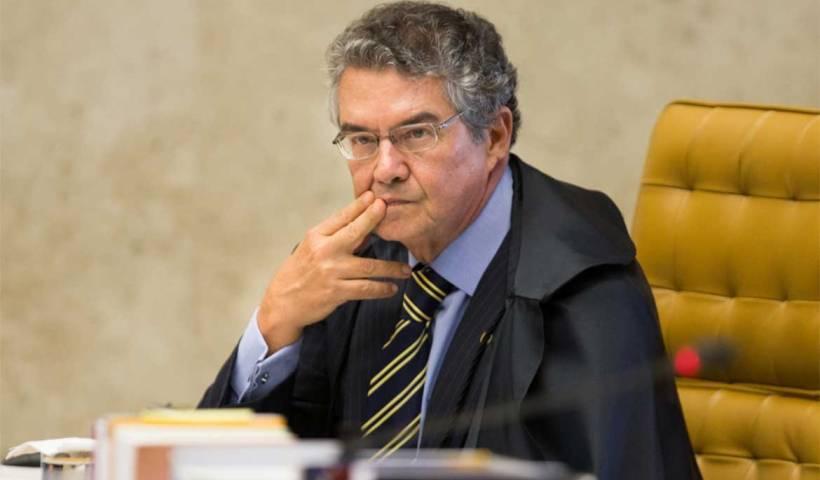 Marco Aurélio rejeita ação contra restrições de estados por covid-19