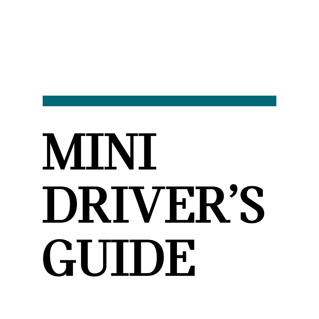 Mini Cooper S Repair Manual