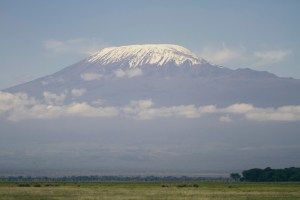 The Peak of Kilimanjaro