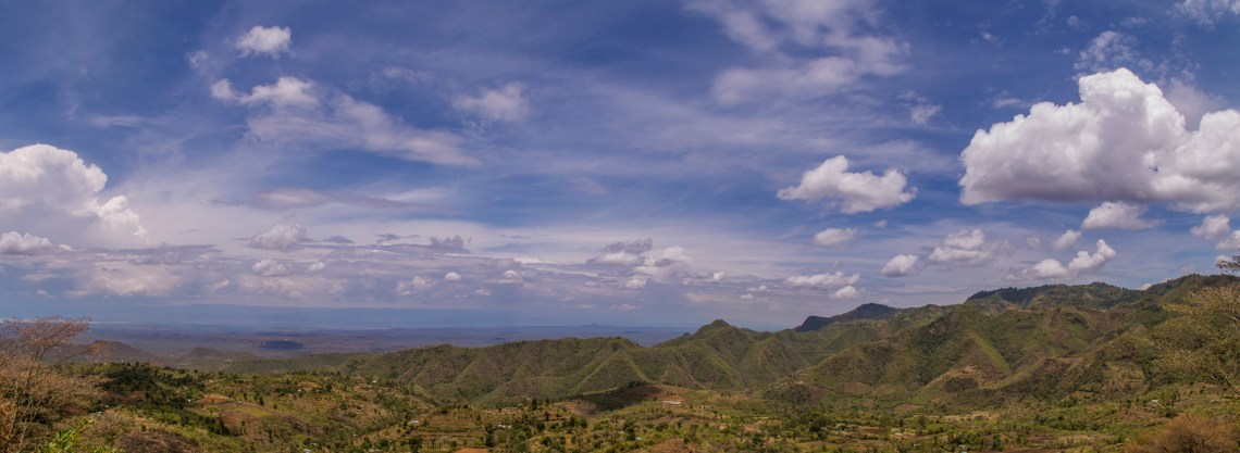 Rift Valley from the Eastern Roadside