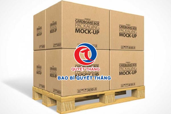 Bán thùng carton tại Hậu Giang