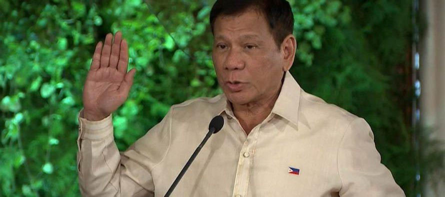 Hơn 1,900 người đã bị giết trong chiến dịch chống ma túy của Tổng Thống Philippines