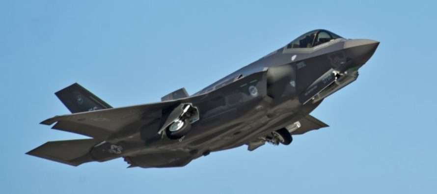 F-35 lên đường tiến tới Nhật để đối phó với Bắc Hàn và Trung Cộng