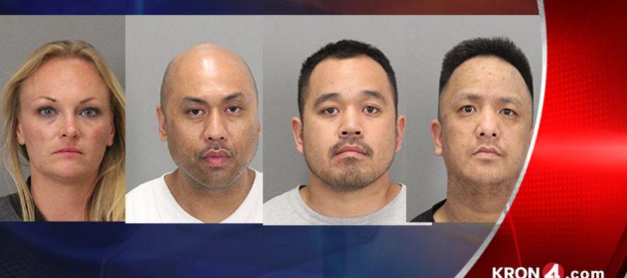 Hai người gốc Việt nằm trong nhóm trộm danh tánh