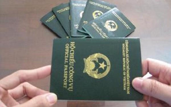 Bộ Công thương siết chặt việc quản lý hộ chiếu cán bộ. Ảnh minh họa