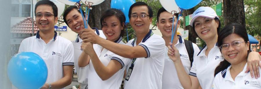 Nhân viên Bảo hiểm Liberty Việt Nam