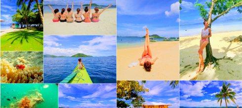 【菲律賓】潛水天堂科隆島Coron♥盧松砲艦沈船+帕斯島+珊瑚花園+東沈船跳島浮潛趣