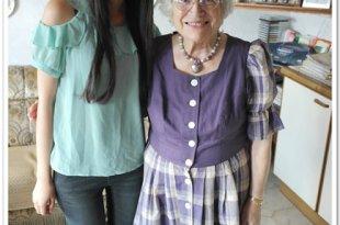 【生活在德國】親愛的奶奶請您好好的♥