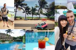 【夏威夷Hawaii】可愛島Day4♥The St. Regis Princeville Resort渡假村+Kilauea Lighthouse燈塔+海邊旁的異國小餐車