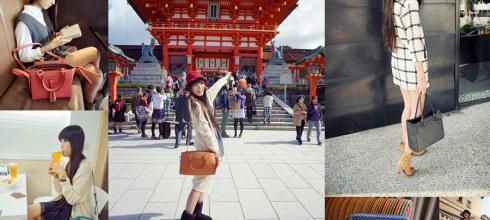 【包包】愛上超質感時尚專櫃包♥DONNAFIFI