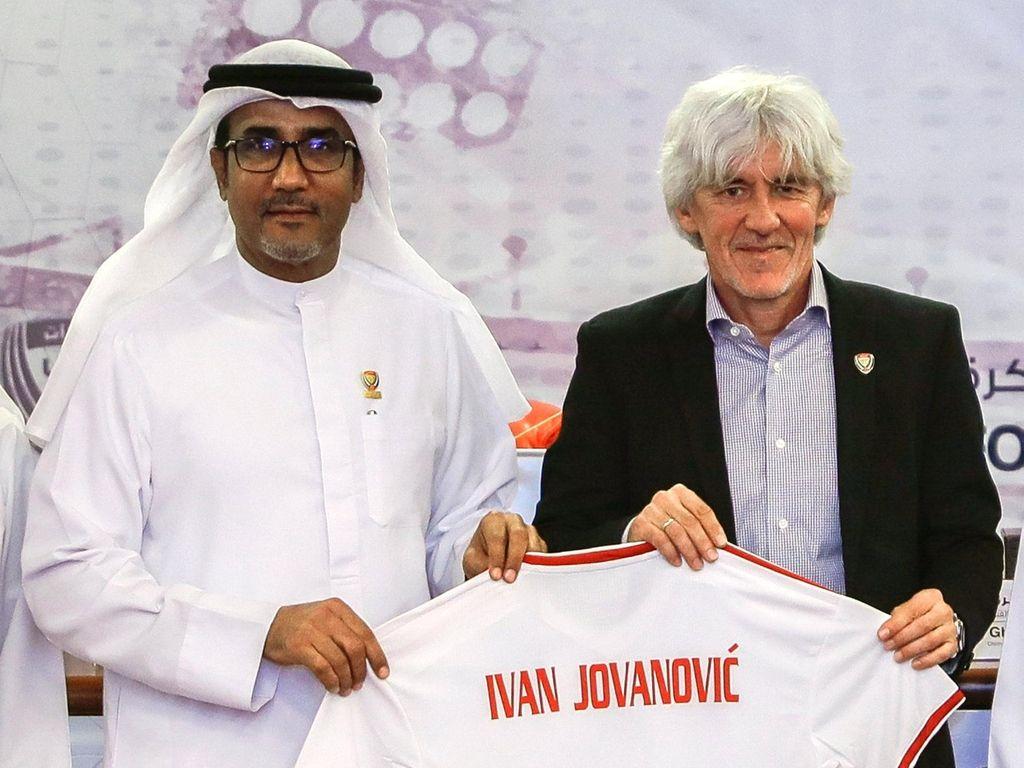 Nhiệm vụ của HLV đội tuyển UAE trước tuyển Việt Nam và bản hợp ...