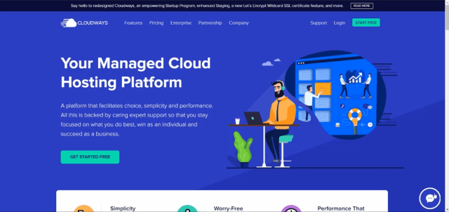 cloudways setting vps