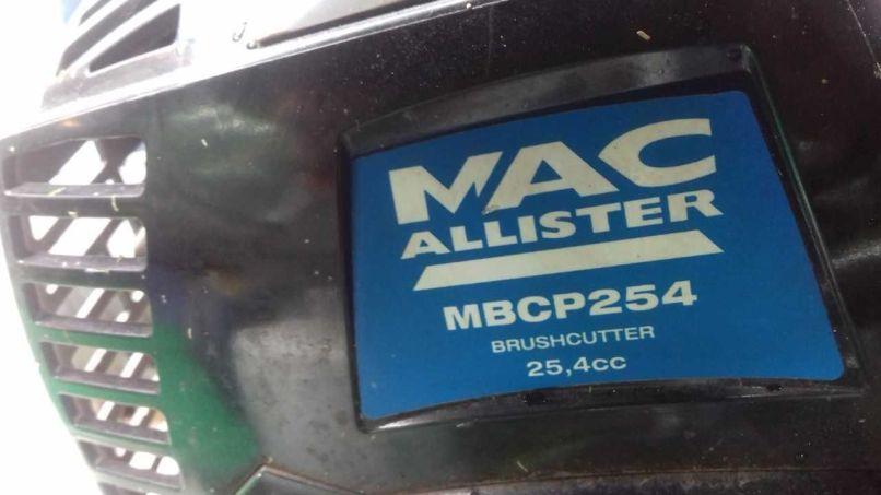 Macallister Spare Parts