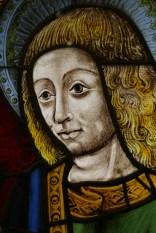 Detail St John the Evangelist France ca. 1380-1410