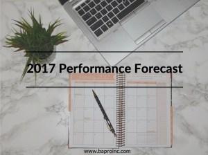 Forecasting Employee Performance Goals | BA PRO