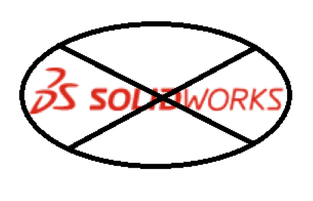 Goodbye Solidworks, Forever….