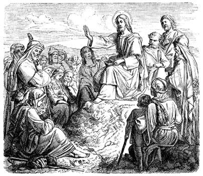 Astonishing Teaching of Jesus