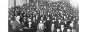 zaal 1926 stadskanaal, Handelsstraat,