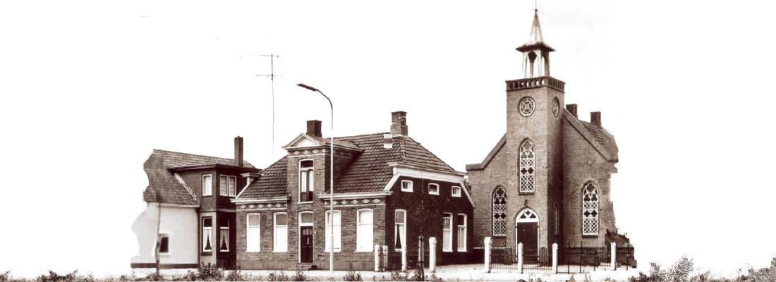 Baptistenkerk Stadskanaal unie van Baptisten