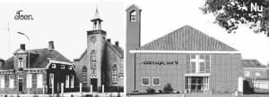 De allereerste Baptisten kerk en de nieuwe