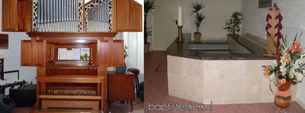 predikant BAPTISTEN