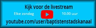livestream dienst elke zondag live