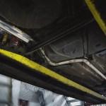 Fiat Bravo 1.6 MultiJet – Complete exhaust system