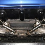 BMW e39 M5 Exhaust System