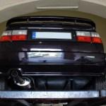 Volkswagen Corrado – Baq Exhaust