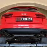 Audi A6 (C7) 3.0 TDI Biturbo 326KM – Baq Exhaust