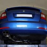 Skoda Octavia RS – VR6 Turbo – Baq Exhaust